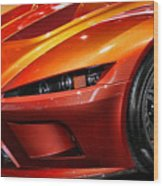 2012 Falcon Motor Sports F7 Series 1  Wood Print