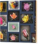 2014-03-16 - Rose Wood Print