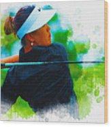 2014 Blue Bay Lpga Championship  Wood Print