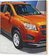 2015 Chevrolet Trax No 1 Wood Print