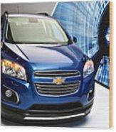 2015 Chevrolet Trax2 Wood Print