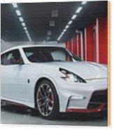 2015 Nissan 370z Nismo 3  2 Wood Print