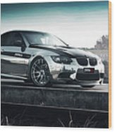 2016 Fostla De Bmw M3 Coupe 2 Wood Print