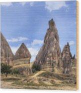 Cappadocia - Turkey Wood Print