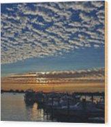 22- Magical Sunrise Wood Print