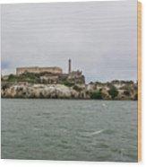 2253- Alcatraz Wood Print