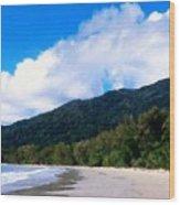 Landscape Paintings Canvas Prints Wood Print