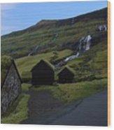 The Faroe Islands  Wood Print