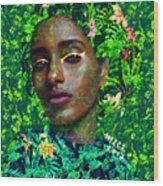 235a Wood Print