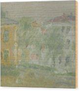 Rostov Wood Print