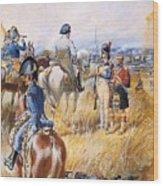 p-iaa2 Henry A Ogden Henry Alexander Ogden Wood Print