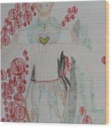 St Michael The Archangel Wood Print