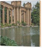 2515- Palace Of Fine Arts Wood Print