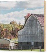 252 New Bedford Wood Print