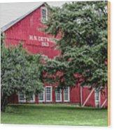 254 Salem Ohio_fa Wood Print