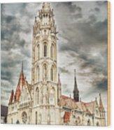 Budapest Hungary Wood Print
