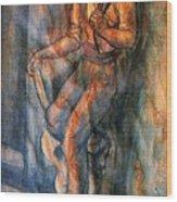 26750 Jesus De Perceval Wood Print