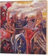 26899 Jesus De Perceval Wood Print