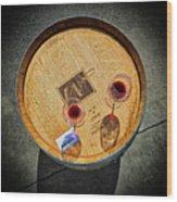 2698- Mauritson Wines Wood Print