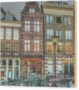275 Amsterdam Wood Print
