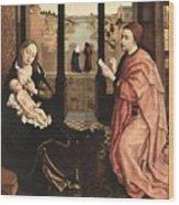 2luke Rogier Van Der Weyden Wood Print