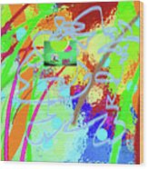 3-10-2015dabcdefghijklmnopqr Wood Print