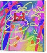 3-10-2015dabcdefghijklmnopqrtuvwxyzabcdefghi Wood Print