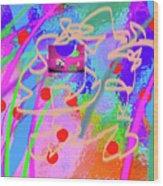 3-10-2015dabcdefghijklmnopqrtuvwxyzabcdefghijkl Wood Print