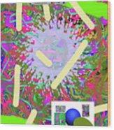 3-21-2015abcdefg Wood Print