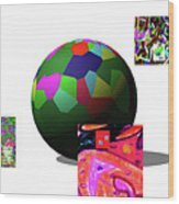 3-23-2015dabc Wood Print