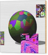 3-23-2015dabcdefg Wood Print