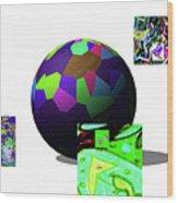 3-23-2015dabcdefghijklmnopqrtuvwxyz Wood Print