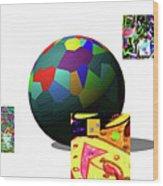3-23-2015dabcdefghijklmnopqrtuvwxyzabcdefghi Wood Print