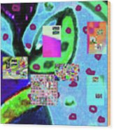 3-3-2016babcdefghi Wood Print