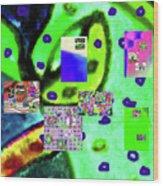 3-3-2016babcdefghijklmno Wood Print
