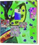 3-3-2016babcdefghijklmnop Wood Print