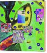 3-3-2016babcdefghijklmnopqr Wood Print