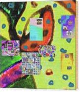 3-3-2016babcdefghijklmnopqrtuvw Wood Print