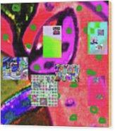 3-3-2016babcdefghijklmnopqrtuvwxyzabcde Wood Print