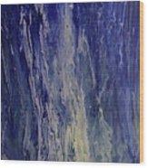 Acid Rain Wood Print