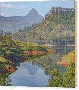 Adam's Peak - Sri Lanka Wood Print