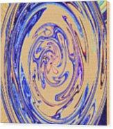Agave Abstract Wood Print