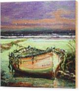 Aguilera Wood Print