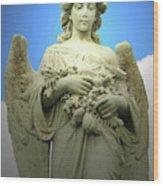 Angel Series Wood Print