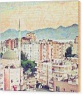 Antalya Wood Print