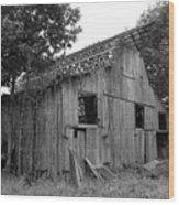 Barn In Kentucky No 69 Wood Print