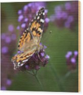 Bespeckled Wood Print