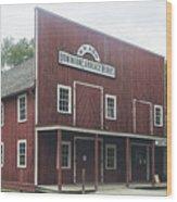 Black Creek Pioneer Village - Canada Wood Print