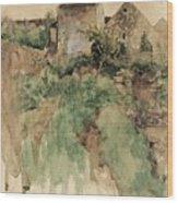 Bruno Liljefors Wood Print