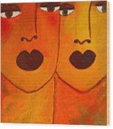 Cayenne Wood Print